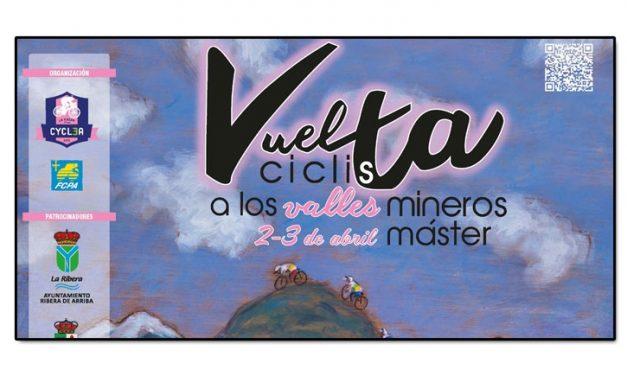 Vuelta ciclista a Los Valles Mineros máster, 2-3 abril 2016