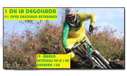 La Degollada abre la competición asturiana de descenso