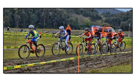 172 Deportistas abrieron los juegos escolares en Navia