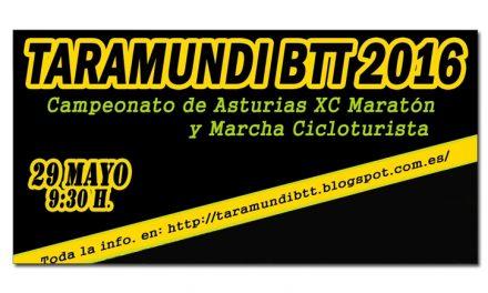 Maratón BTT Taramundi 2016