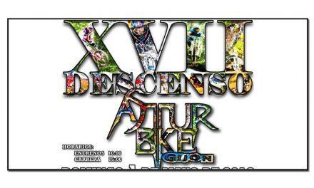 El Argayu acoge el XVII Descenso Asturbike