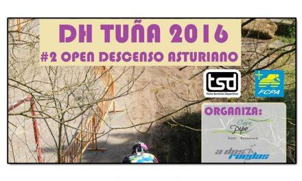Downhill Tuña, segunda prueba del Open de Asturias de DHI