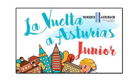La Vuelta a Asturias con el ciclismo base