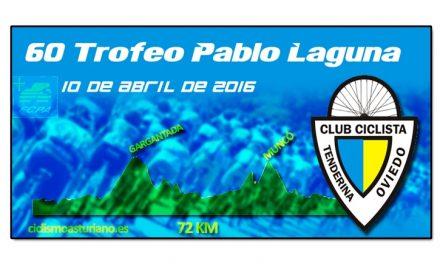 El 60 Trofeo Pablo Laguna abre la temporada junior
