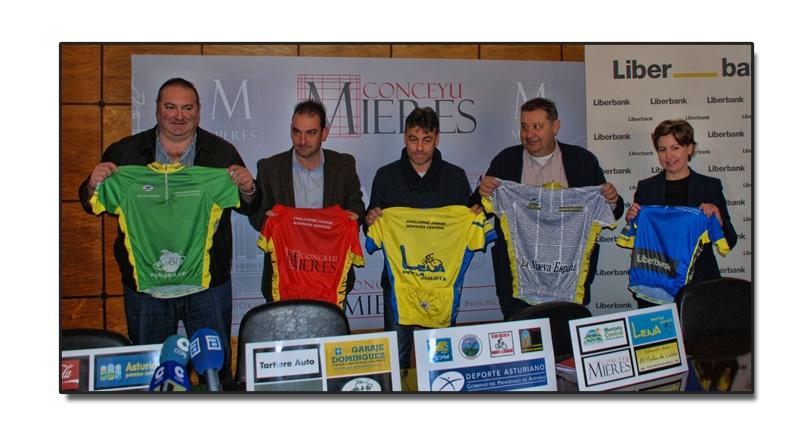 Presentación oficial de la Challange Montaña Central de Asturias junior