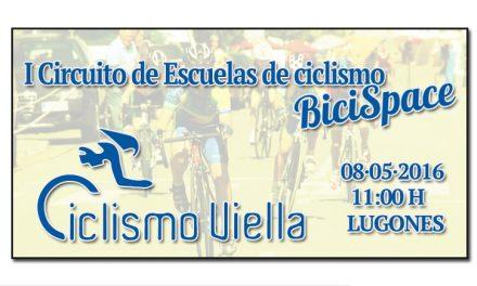 I Circuito de Escuelas de Ciclismo Bicispace 2016