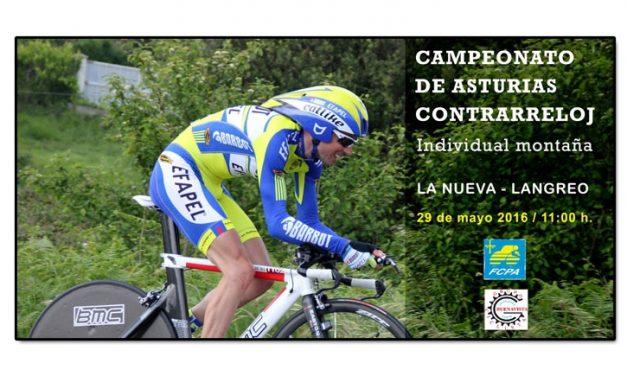 125 Corredores disputarán el Campeonato de Asturias de montaña, cronoescalada individual