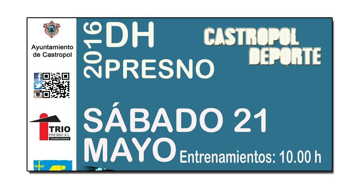 DH Presno 2016, cuarta prueba del Open de Asturias de descenso