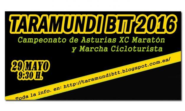 Campeonato de Asturias BTT XCM, Taramundi 2016