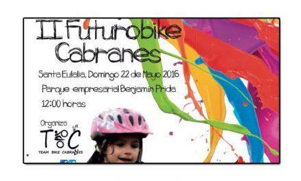 II Futurobike Cabranes, Santa Eulalia de Cabranes