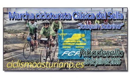 VII Marcha cicloturista Clásica del Sella – Joaquín Sobrino