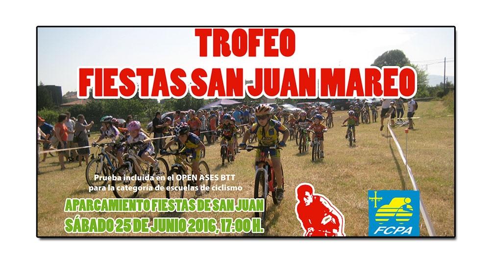 Trofeo Fiestas San Juan Mareo, Escuelas BTT