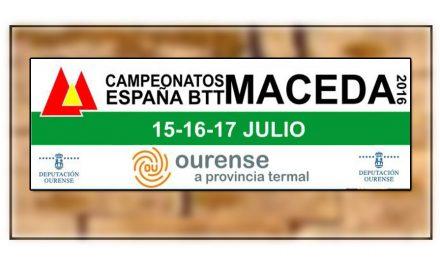 Información inscripciones Campeonatos de España BTT XCO