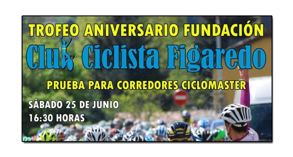 54 Aniversario Club Ciclista Figaredo máster