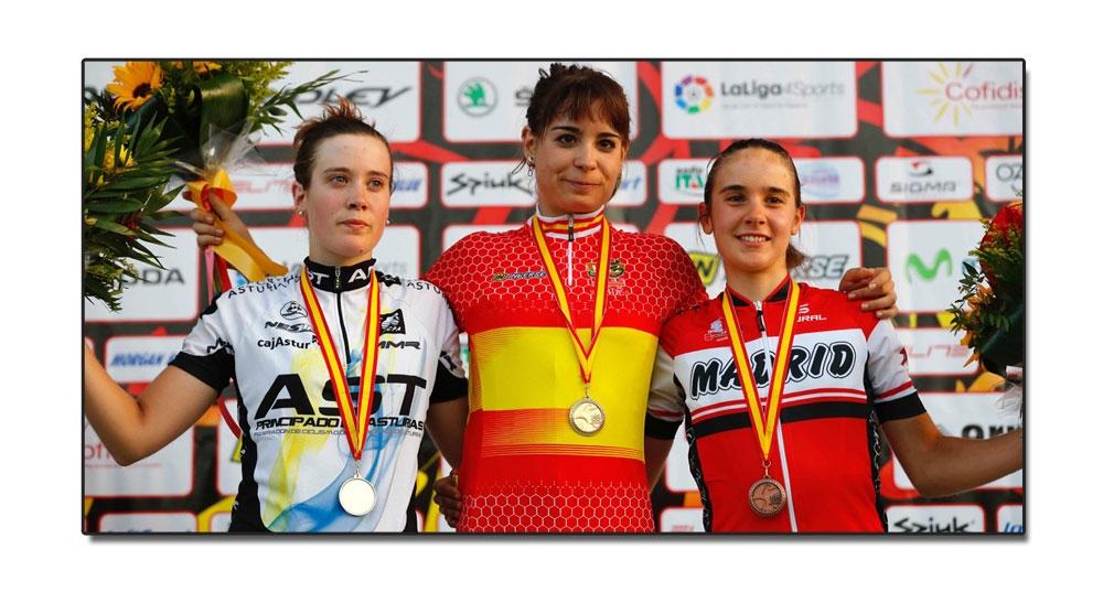 Plata para Alicia González en el nacional de Alicante