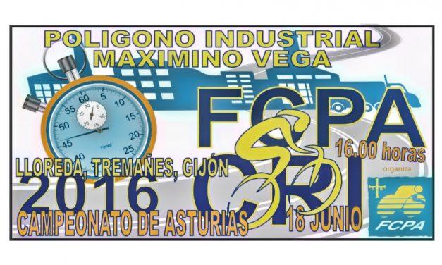 144 Inscritos para el Campeonato de Asturias C. R. I. 2016