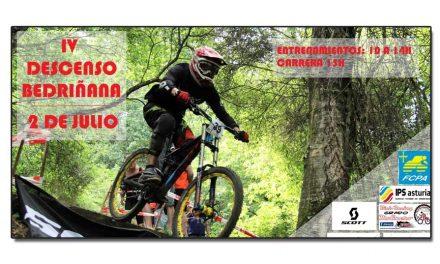 IV Descenso Velilla-Bedriñana, sexta prueba puntuable para el Open de Asturias de DHI