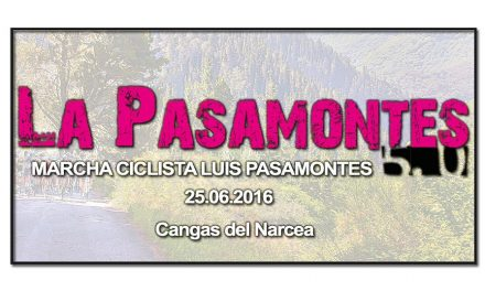 "Marcha Cicloturista "" La Pasamontes "", Cangas del Narcea"