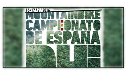 Información inscripciones Campeonatos de España BTT DHI