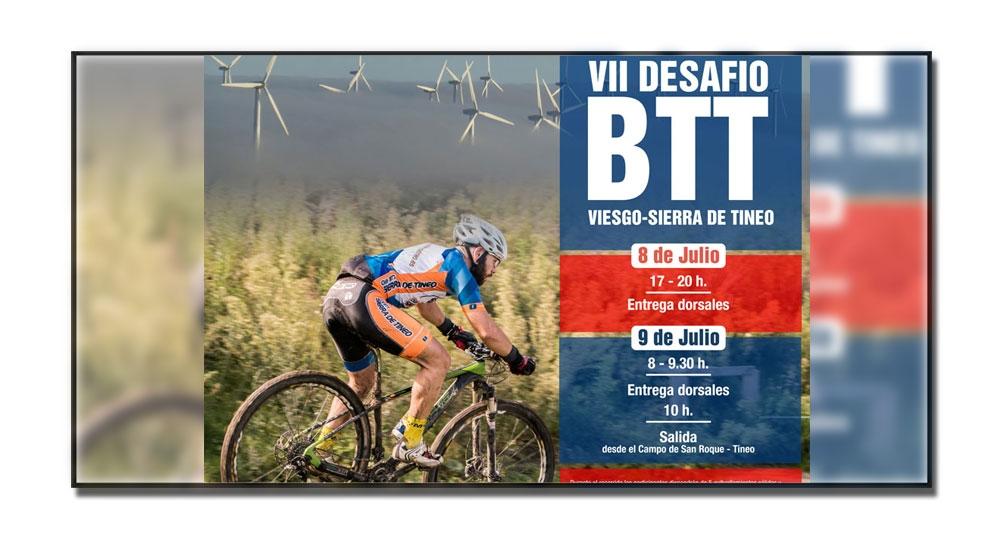 VII Desafío BTT Viesgo – Sierra de Tineo