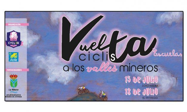 Vuelta Ciclista Valles Mineros Escuelas