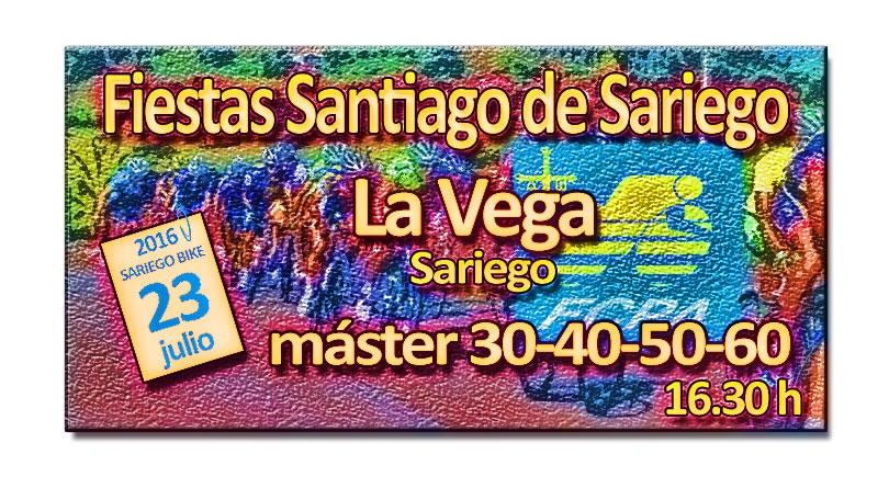 Carrera Fiestas Santiago de Sariego máster