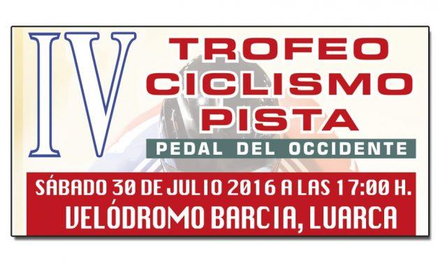 IV Trofeo Ciclista Pista Pedal del Occidente