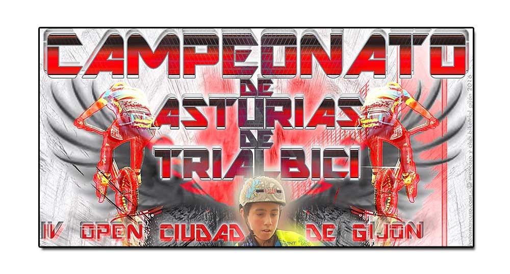 Campeonato de Asturias de Trialbici – IV Open Ciudad de Gijón
