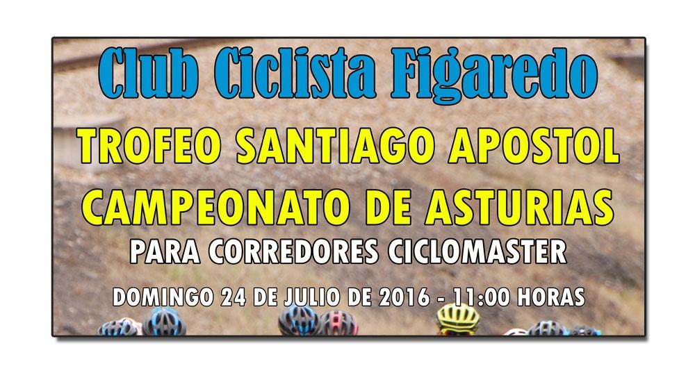 II Premio Santiago Apóstol – Cto. de Asturias máster