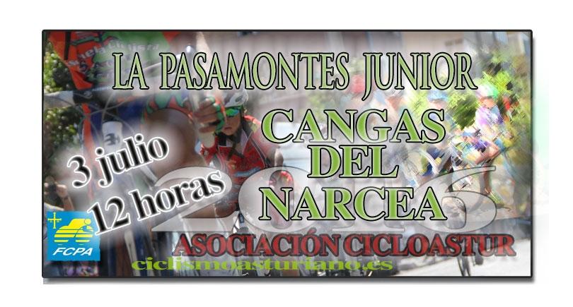 La Pasamontes Junior, escuelas de carretera