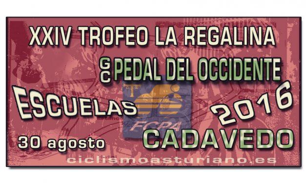 XXIV Trofeo La Regalina, Cadavedo