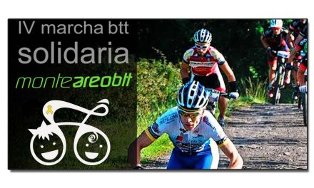IV Marcha solidaria BTT Monte Areo
