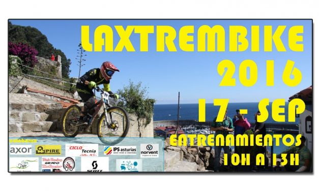 LaxtremBike 2016, descenso urbano en Lastres