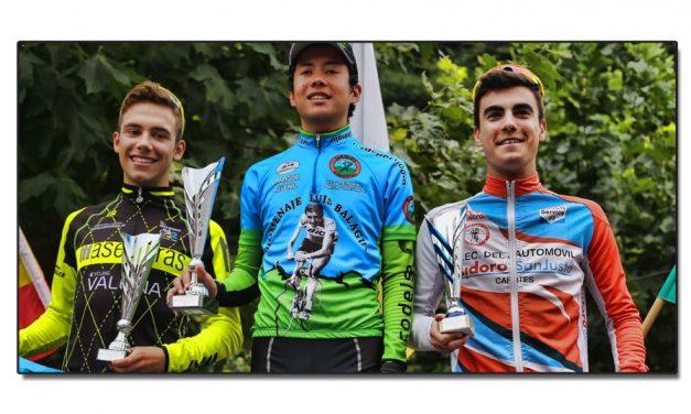 El colombiano John Stiven Ramírez gana en Figaredo