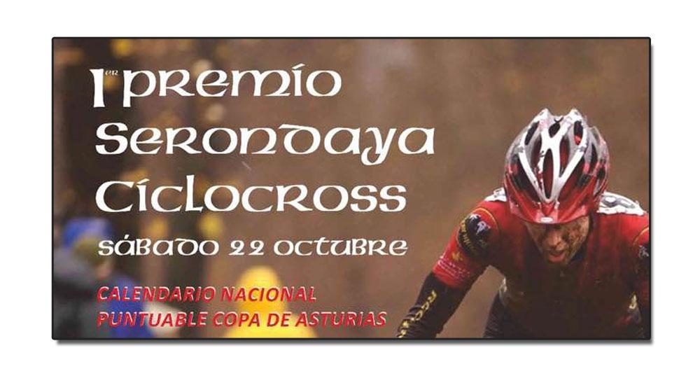I Premio Serondaya, la Copa de CX llega a Cenera, Mieres