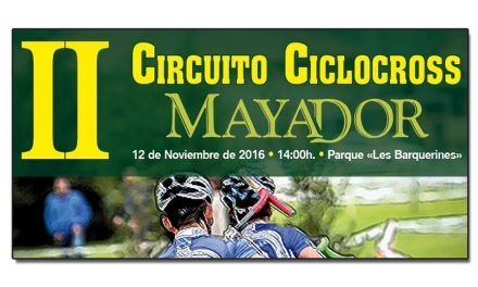 "II Circuito Ciclocross ""Mayador"""