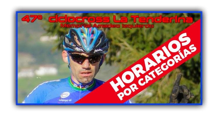 47 Ciclocross La Tenderina – VI Memorial Amadeo Izquierdo