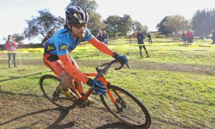 Agustín Navarro se impone en la 47ª edición del Ciclocross de la Tenderina