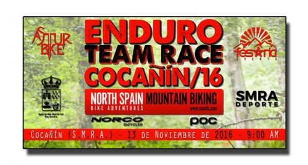 Cocañín Enduro Team Race volvió a convertirse en la fiesta del barro