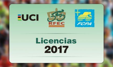 Protocolo para el trámite de licencias 2017