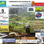 Información sobre el II DH Salas (Campeonato de Asturias DH 2017)