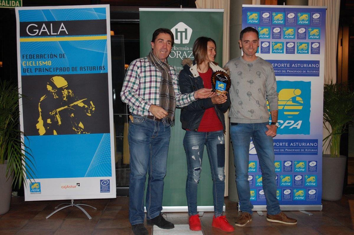 Rocio Gamonal_gala-ciclismo-asturiano-2016
