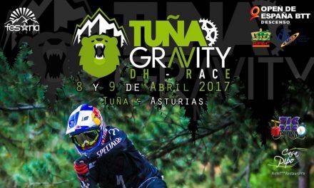 Abiertas las inscripciones para la Tuña Gravity DH Race 2017
