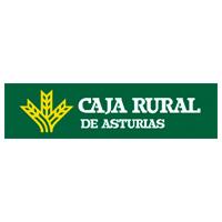 Logotipo de Caja Rural de Asturias