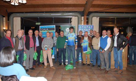 Gala del Ciclismo Asturiano (Premiados y galería fotográfica)