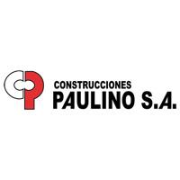Logotipo de Construcciones Paulino S.A.