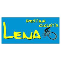 Logotipo de Destino Ciclista Lena