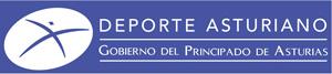 Logotipo Deporte Asturiano, Gobierno del Principado de Asturias