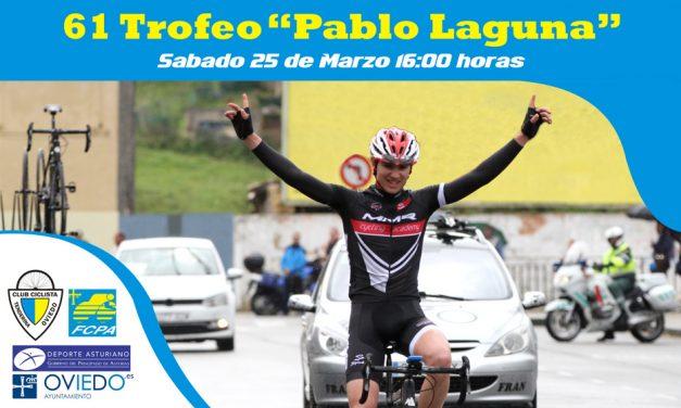 El sábado 25 se disputa el 61º Trofeo Pablo Laguna de juveniles