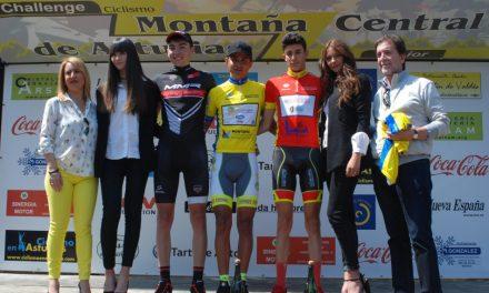 El colombiano Juan Fernando Calle se llevó la Challenge Montaña Central